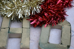 christmas decoration tutorial