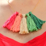 tassel necklace 13