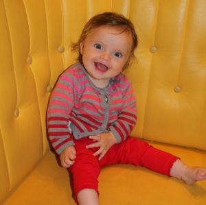 yellow lilah 1
