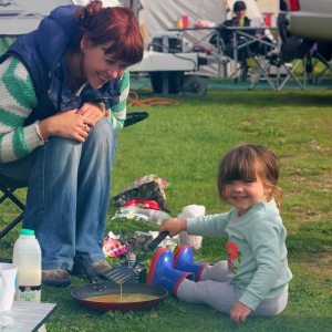 camping bruce arms pewsey 1