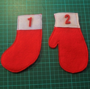 advent stockings little button diaries 12