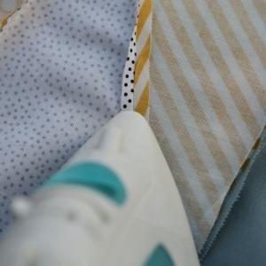newborn quilt DIY