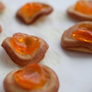 spiced jaffa cakes recipe
