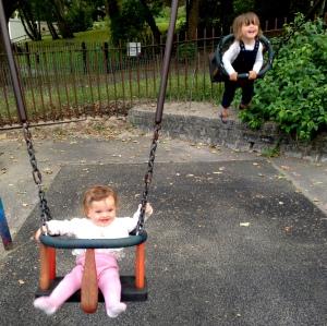 sisters swing