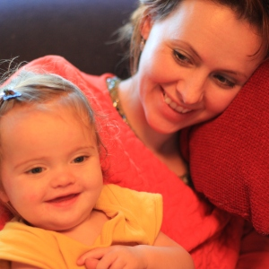 lilah and mummy 2