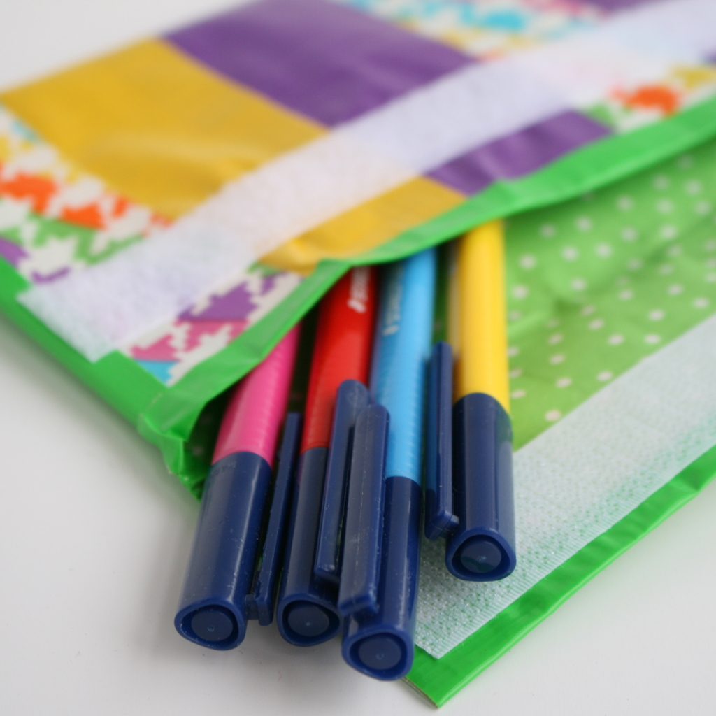 Decorate Pencil Case How To Make A Duck Tape Pencil Case Hobbycraft Blog