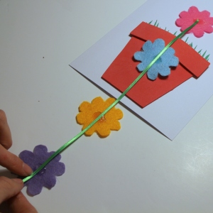4 Easy Mother's Day Card Ideas #Mothersday #CardMaking #Papercraft #KidsCraft #FlowerPower