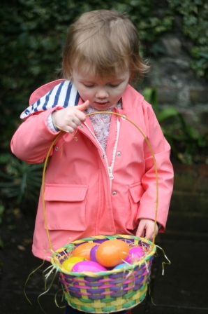 little button diaries easter bunny hunt 2