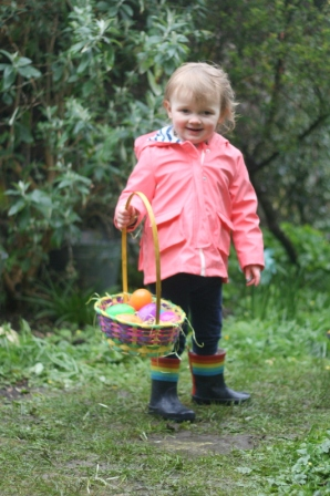 little button diaries easter bunny hunt 3