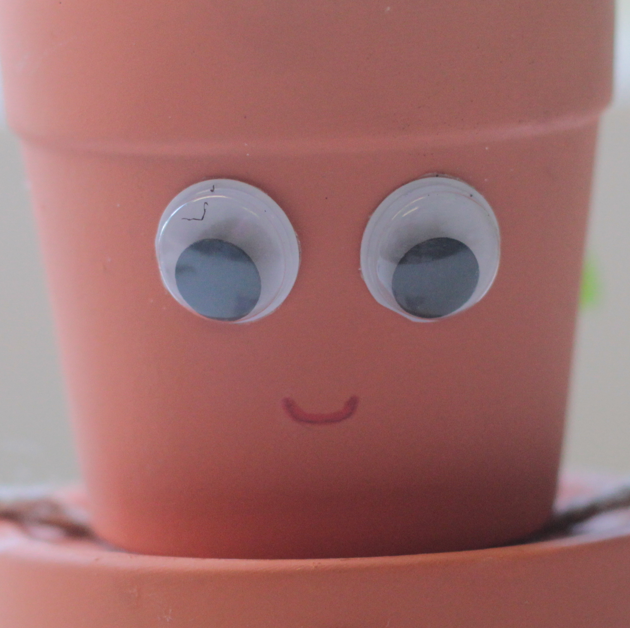 How to Make Flower Pot People #flowerpot #diy #gardencraft